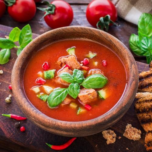 Ricetta del gazpacho