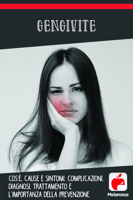 gengivite: cos'è, cause, sintomi, cure