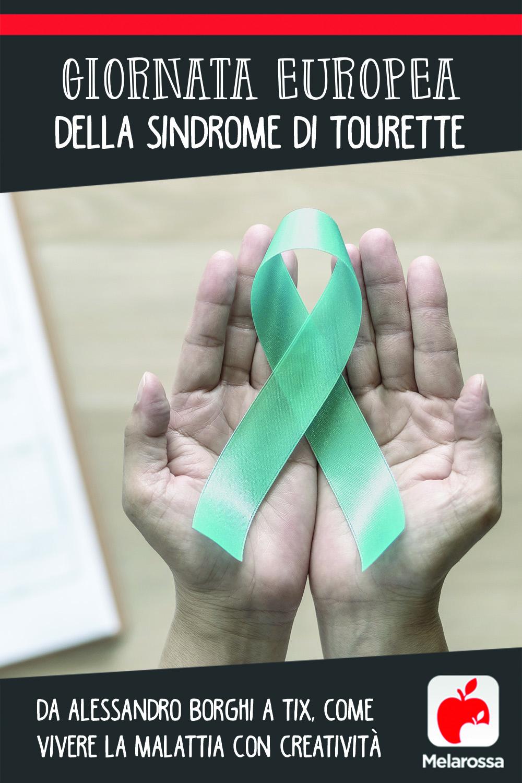 Giornata europea della Sindrome di Tourette: da Alessandro Borghi a Tix, come vivere la malattia con creatività