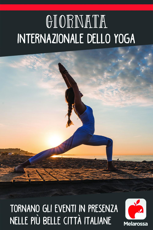 Giornata internazionale dello Yoga: tornano gli eventi in presenza nelle più belle città italiane