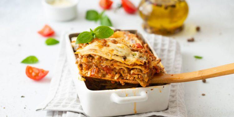 Lasagne al forno: il classico della cucina bolognese