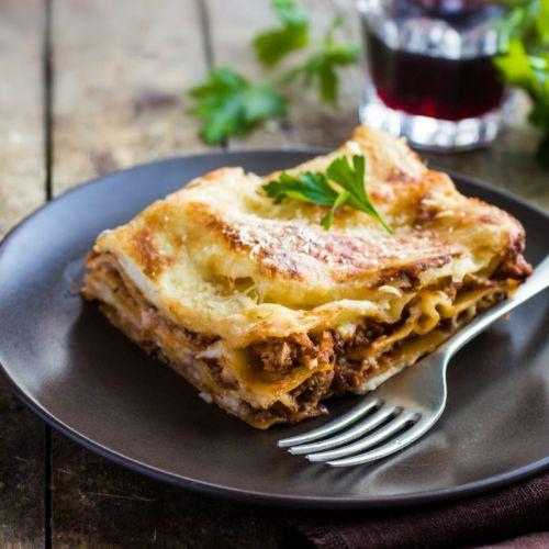 lasagne al forno: il primo della tradizione