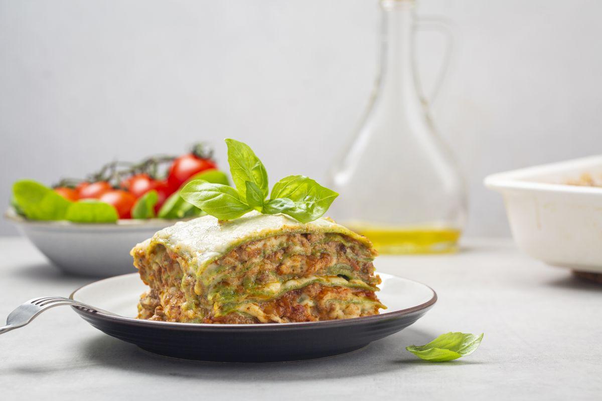 lasagne al forno: un classico ricco