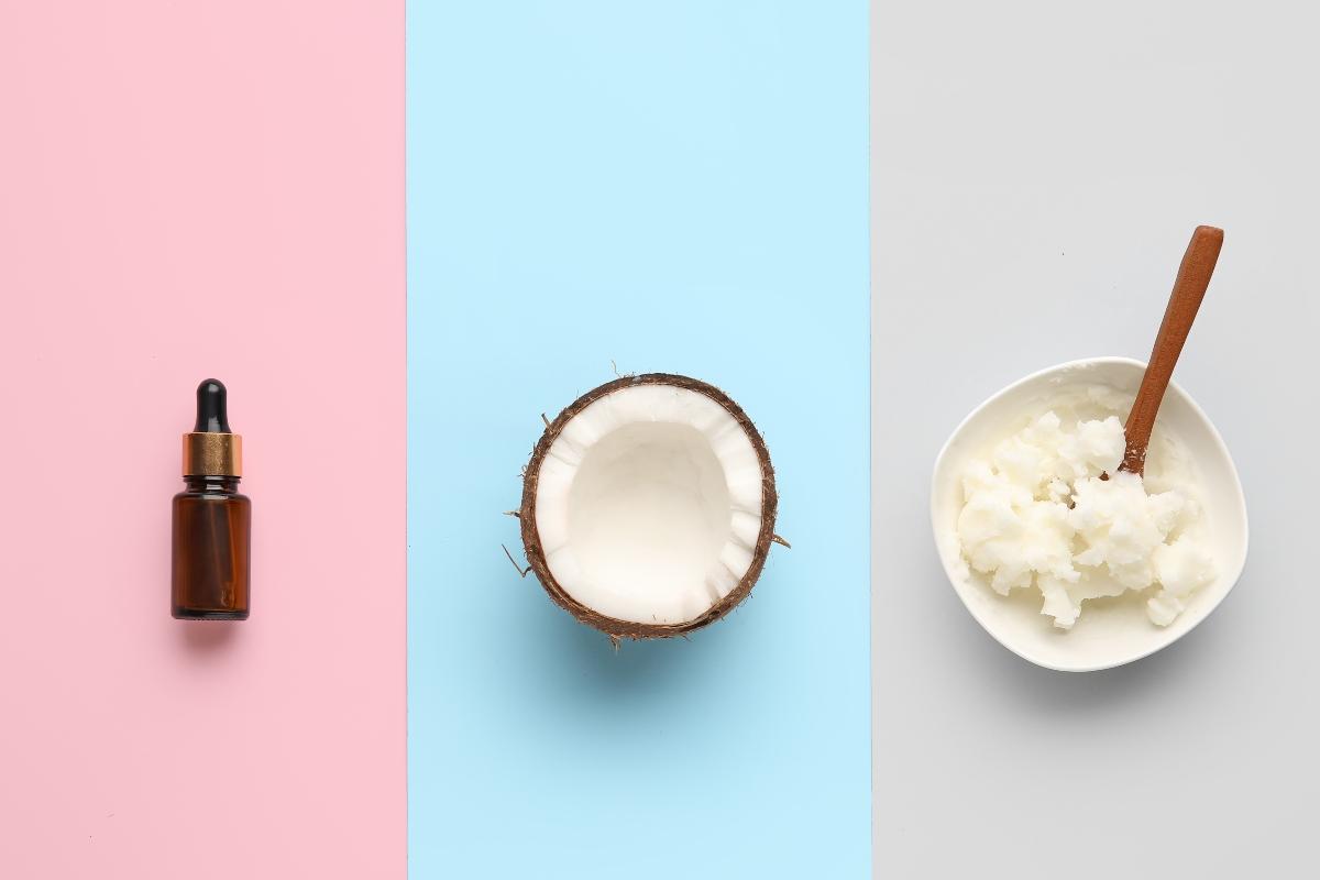 Olio di cocco: usi cosmetici