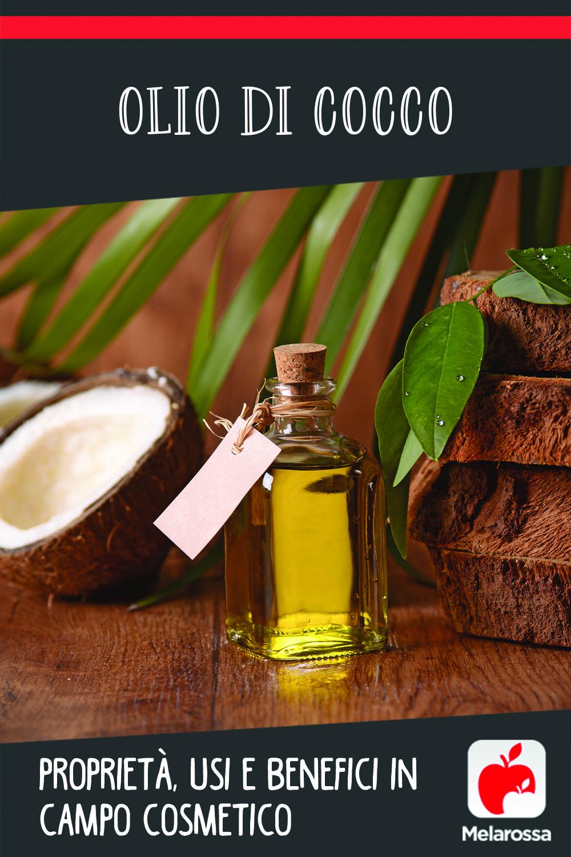 olio di cocco: usi e benefici per la pelle