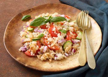 Panzanella: fresca e gustosa