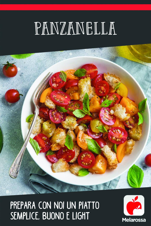 Panzanella: prepara con noi un piatto semplice, buono e light