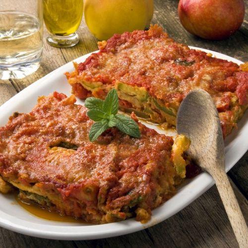 Parmigiana di zucchine: un classico senza tempo