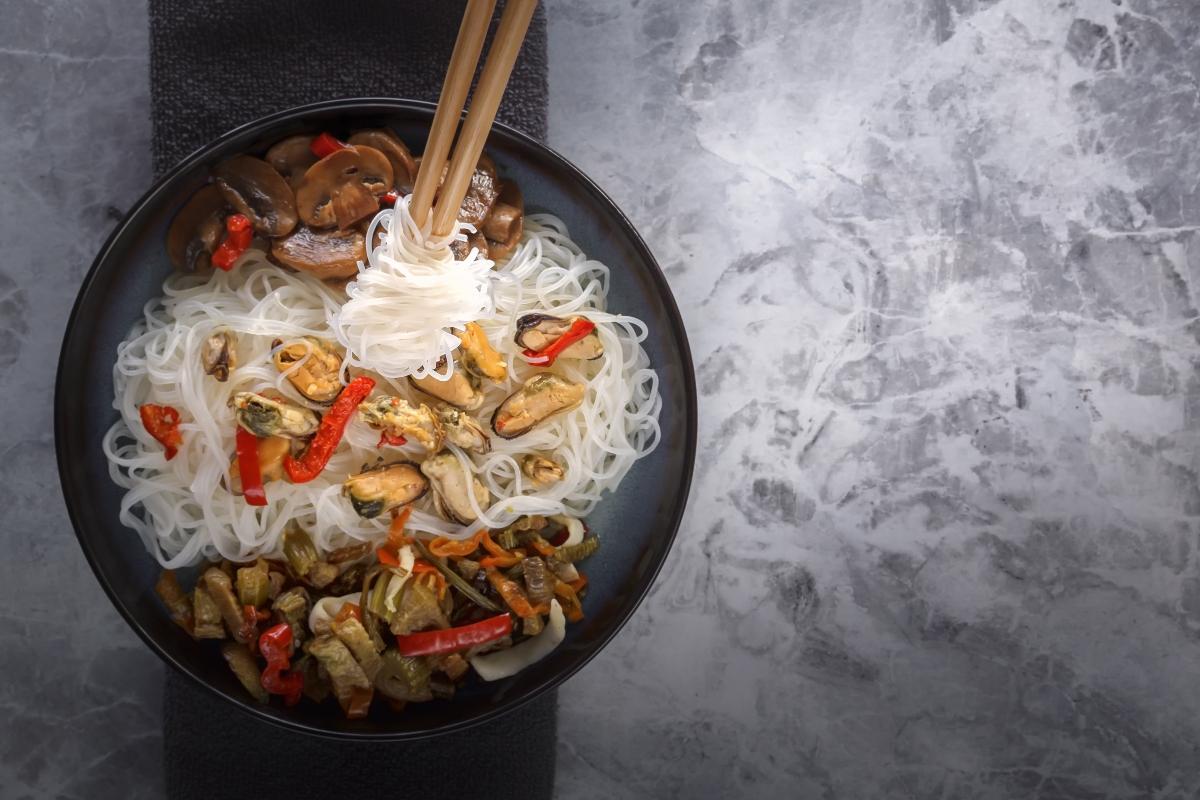 pasta di riso