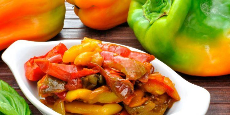 peperoni in agrodolce: un contorno delizioso e leggero