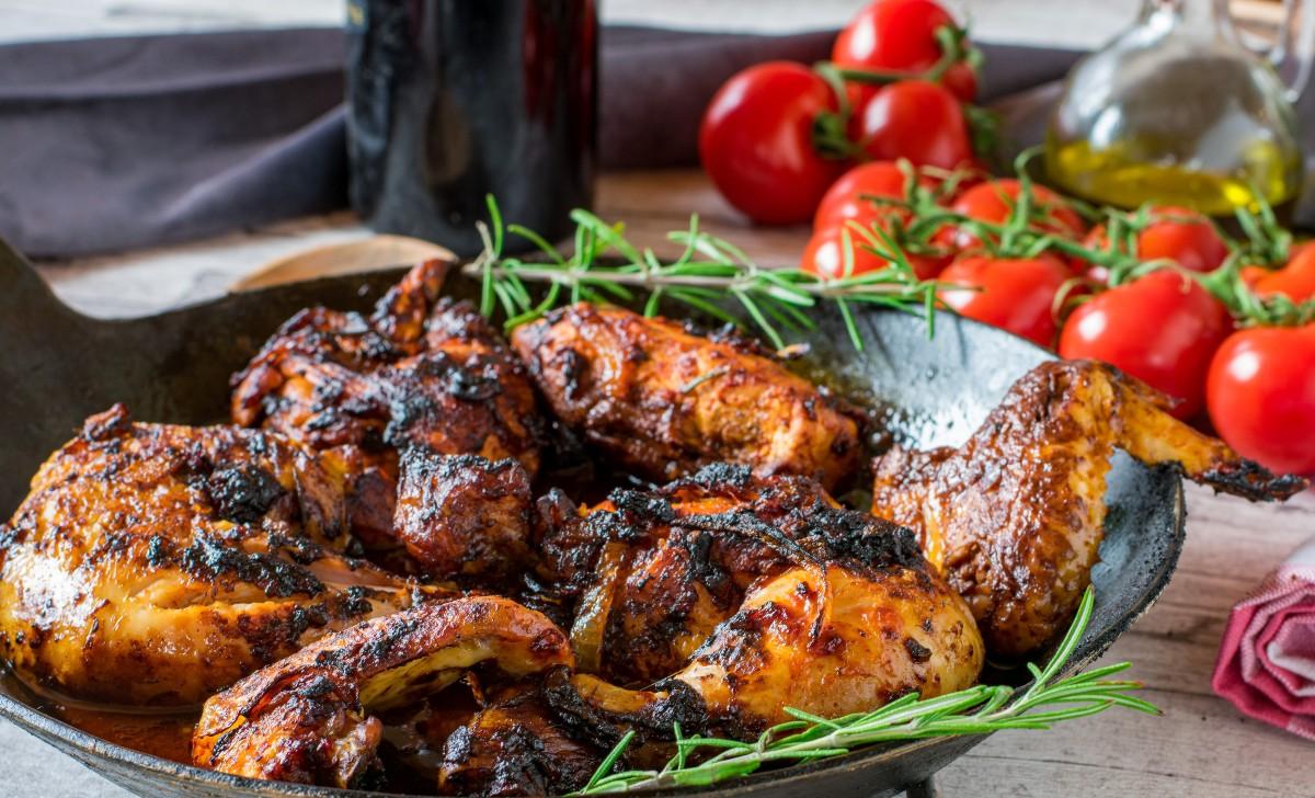 Pollo alla cacciatora ricetta classica