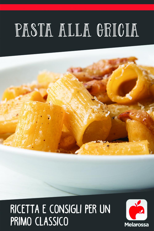 Pasta alla gricia: ricetta e consigli per un primo classico