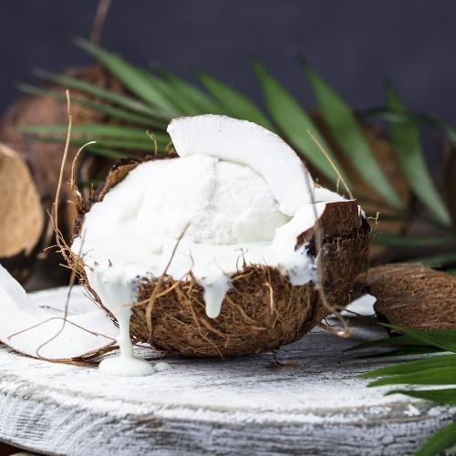ricetta gelato al cocco