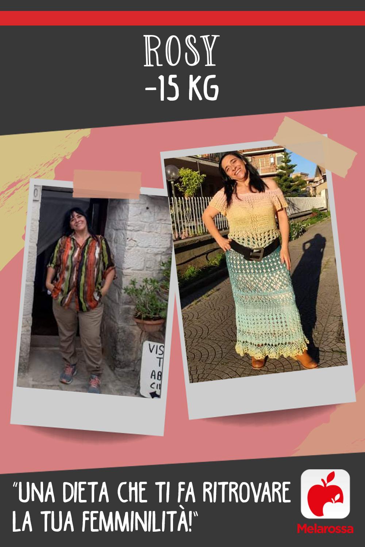 Testimonial Melarossa Rosy 15 kg