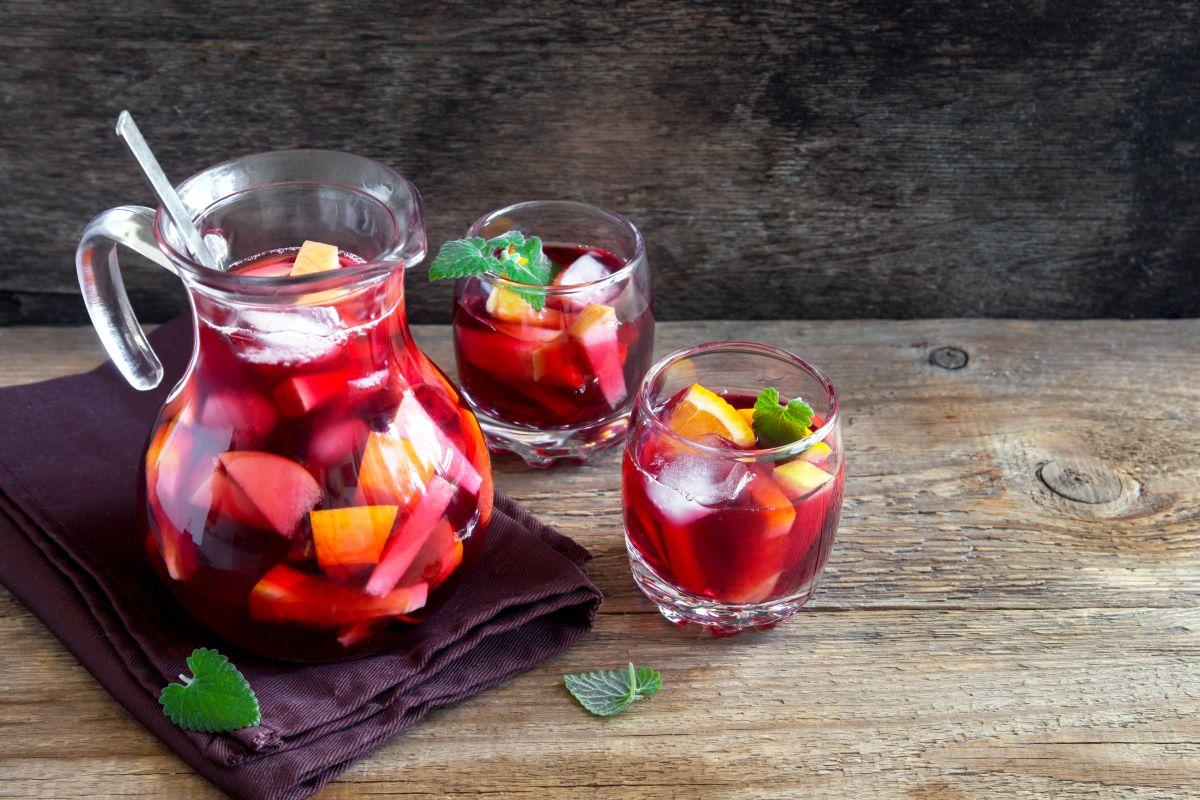 Sangria: una bevanda fresca per la tua estate