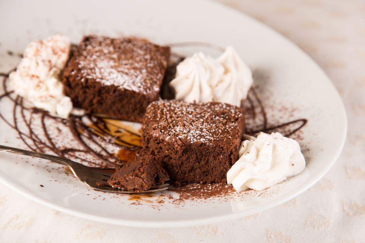 Torta tenerina: un trionfo di cioccolato