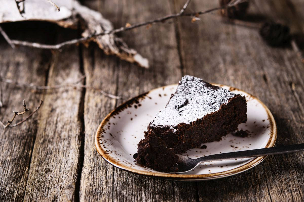 Torta tenerina: golosa ed energetica