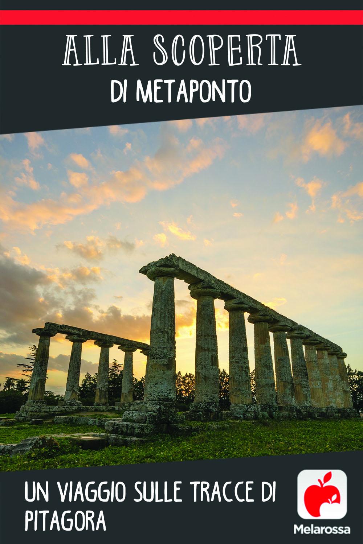 Alla scoperta di Metaponto: un viaggio sulle tracce di Pitagora