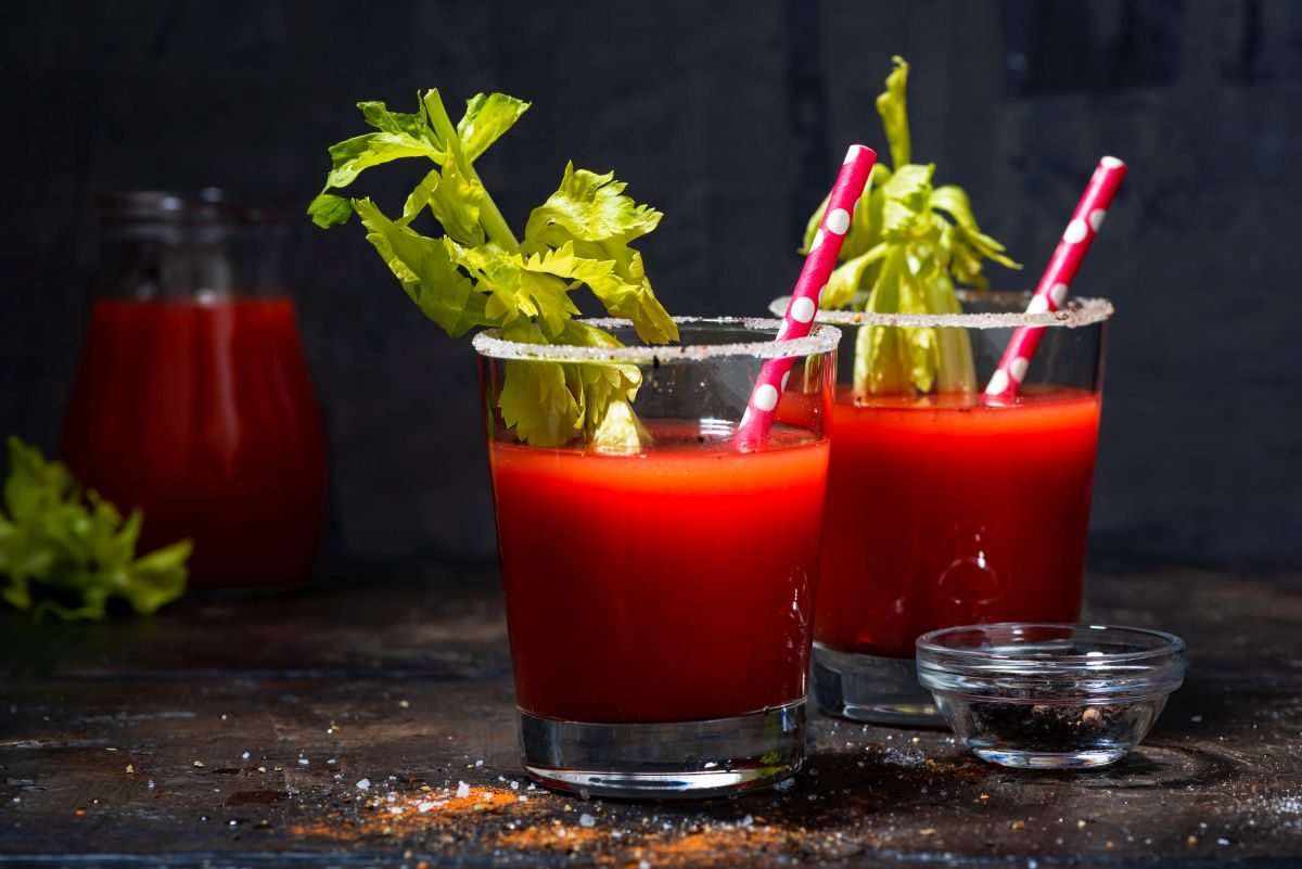 Bloody Mary: un cocktail perfetto con e senza alcol