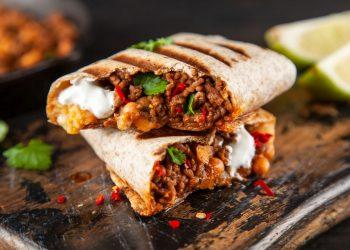 Burrito: il tradizionale rotolo messicano