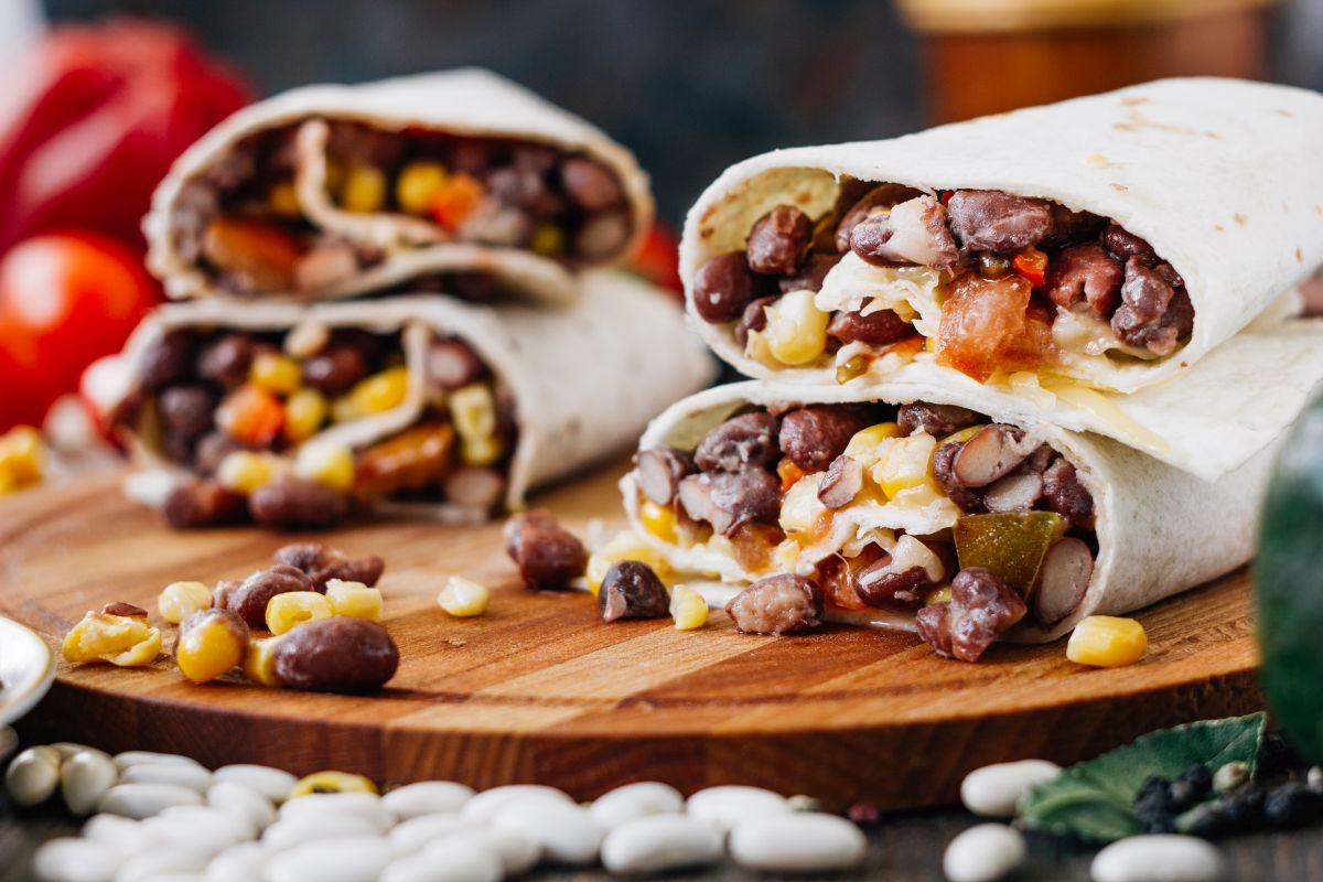 Burrito: provalo in versione vegetale