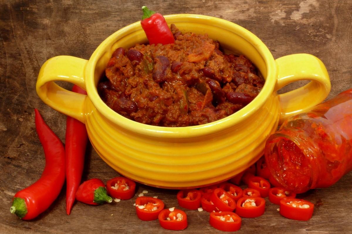 Burrito: il chili è essenziale