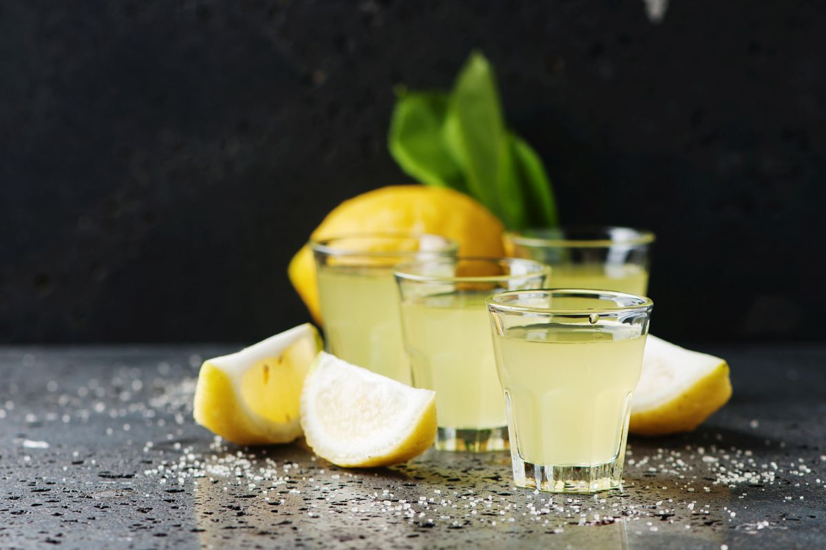 Limoncello: il liquore italiano più noto