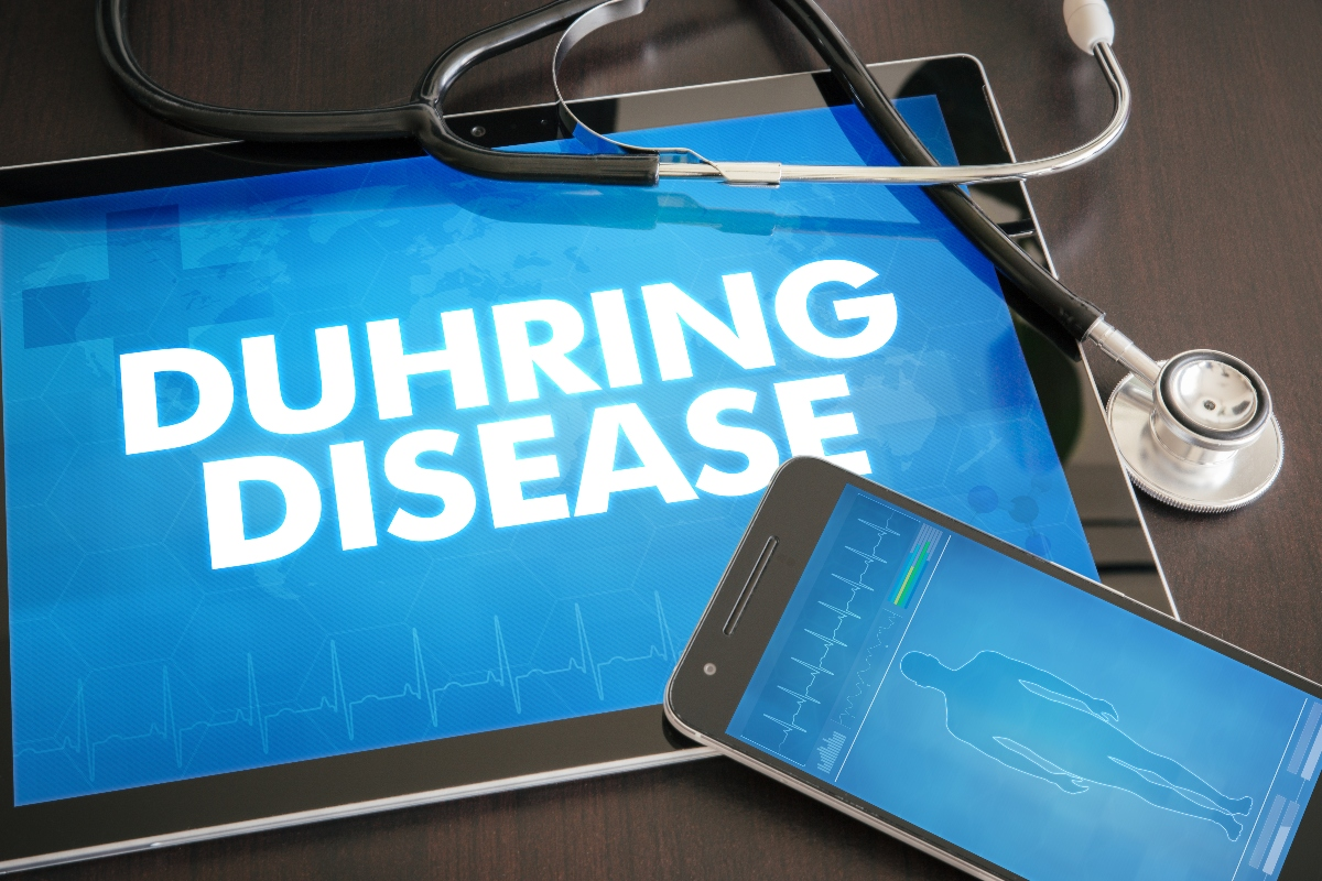 dermatite erpetiforme: diagnosi