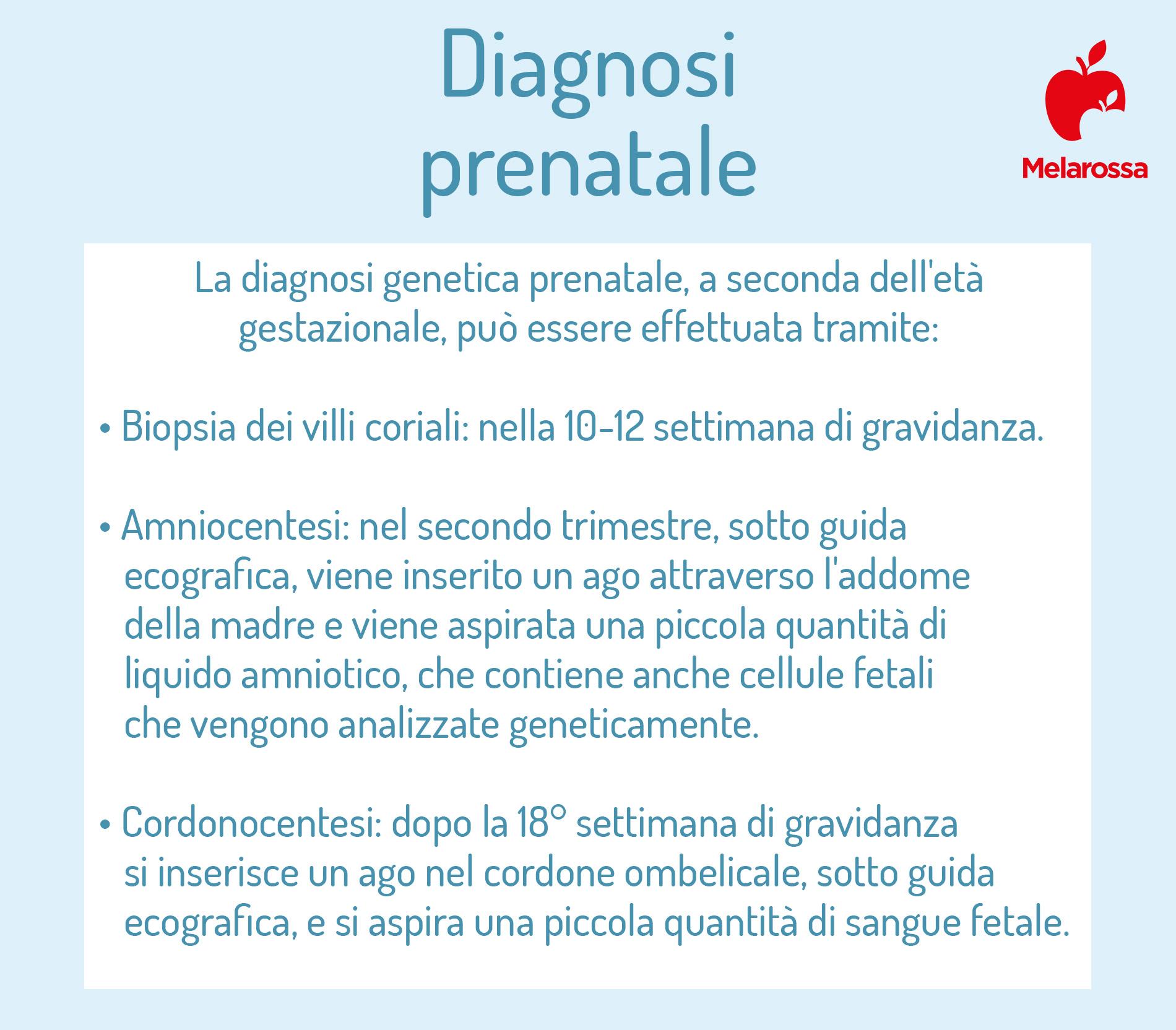 anemia mediterranea: diagnosi