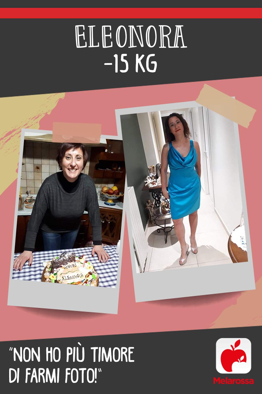 Testimonial Melarossa Eleonora 15 kg