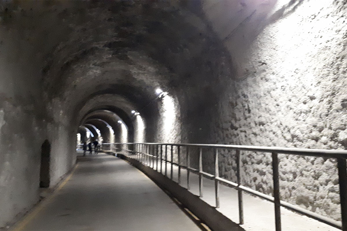 Ferrovia dimessa Porto Santo Stefano