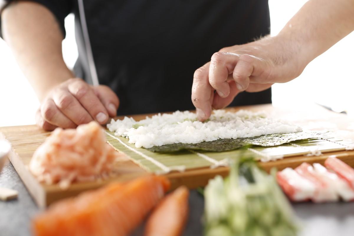 ricette giapponesi: hosomaki sushi