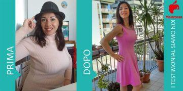 Dieta Melarossa Laura 10 kg