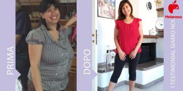 Dieta Melarossa Luisa 16 kg