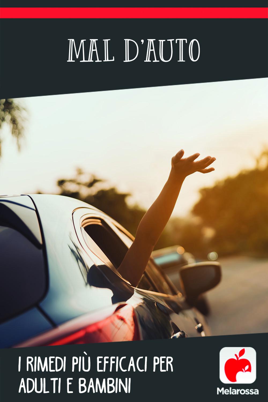 Mal d'auto: i rimedi più efficaci per adulti e bambini
