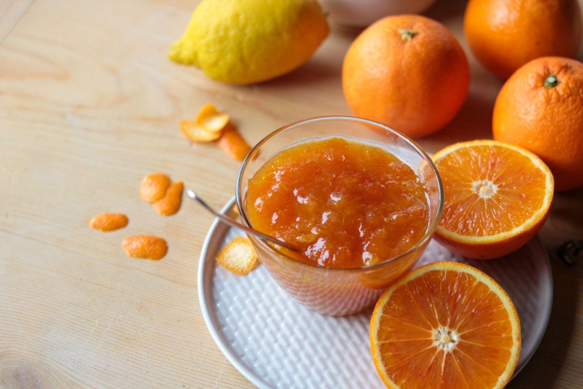 Marmellata di arance: perfetta per la colazione