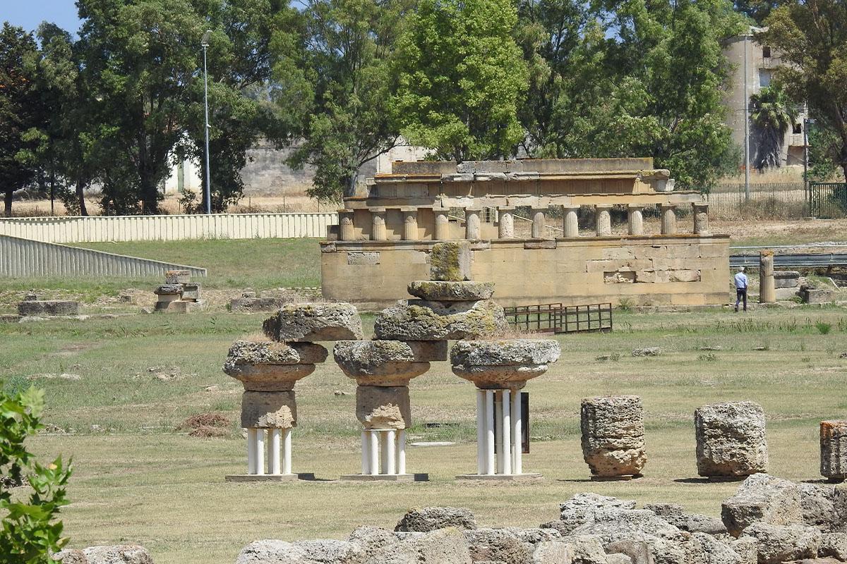 Alla scoperta di Metaponto: area archeologica