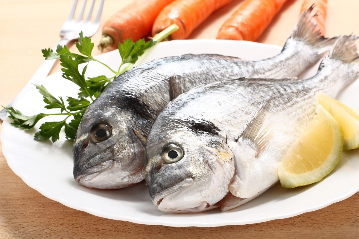 Orata al cartoccio: la qualità del pesce è il primo requisito