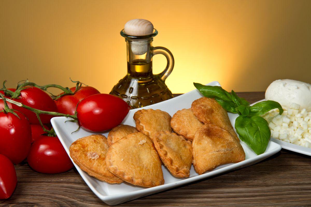 ricetta panzerotti
