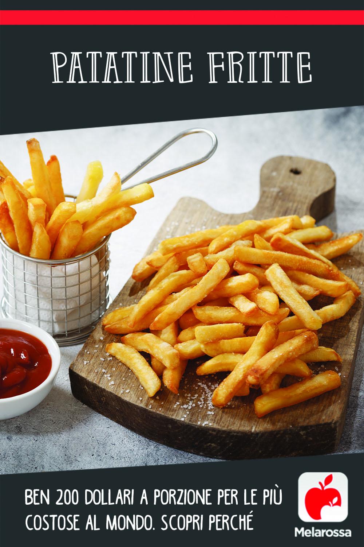 Patatine fritte: ben 200 dollari a porzione per le più costose al mondo. Scopri perché