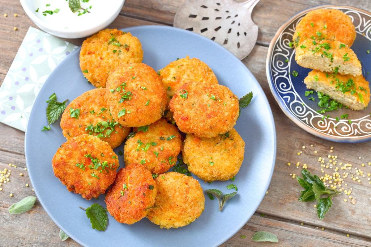 Polpette di soia fatte in casa: la ricetta base e la variante con le zucchine