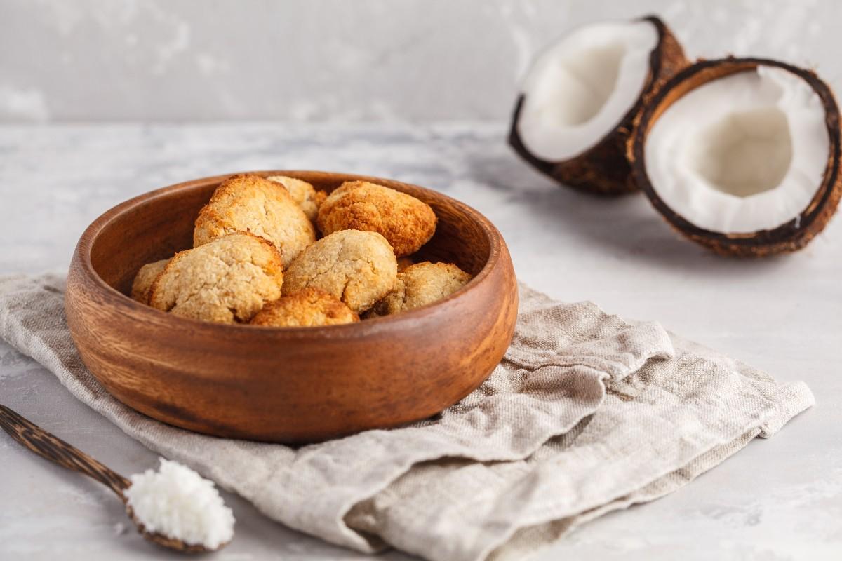 ricetta biscotti al cocco