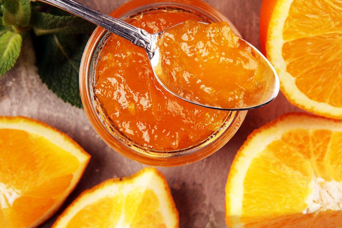Marmellata di arance: fai attenzione alla deperibilità
