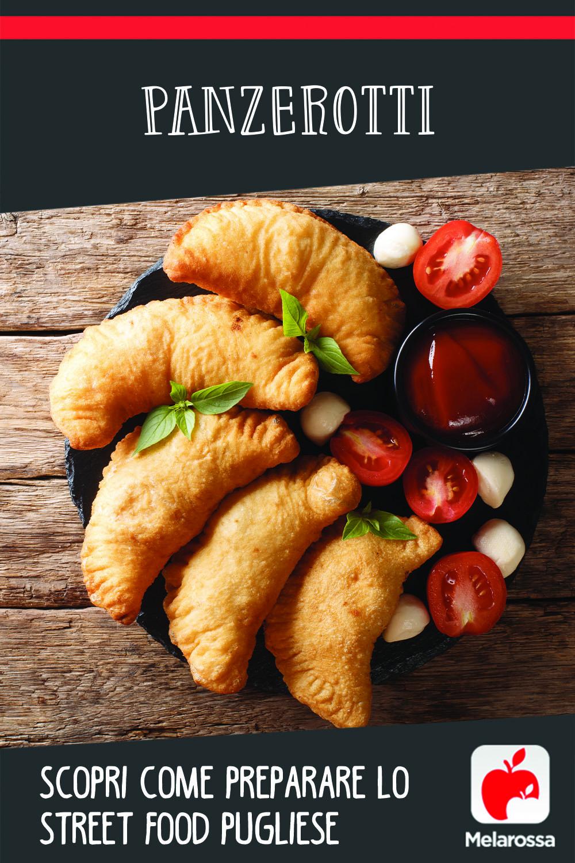 Panzerotti: scopri come preparare lo street food pugliese