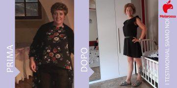 Dieta Melarossa Simona 19 kg