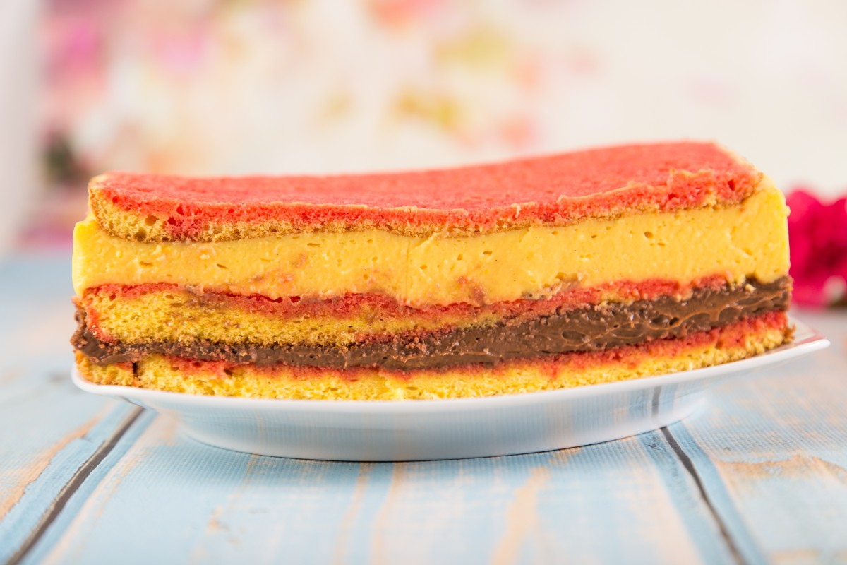 zuppa inglese dolce