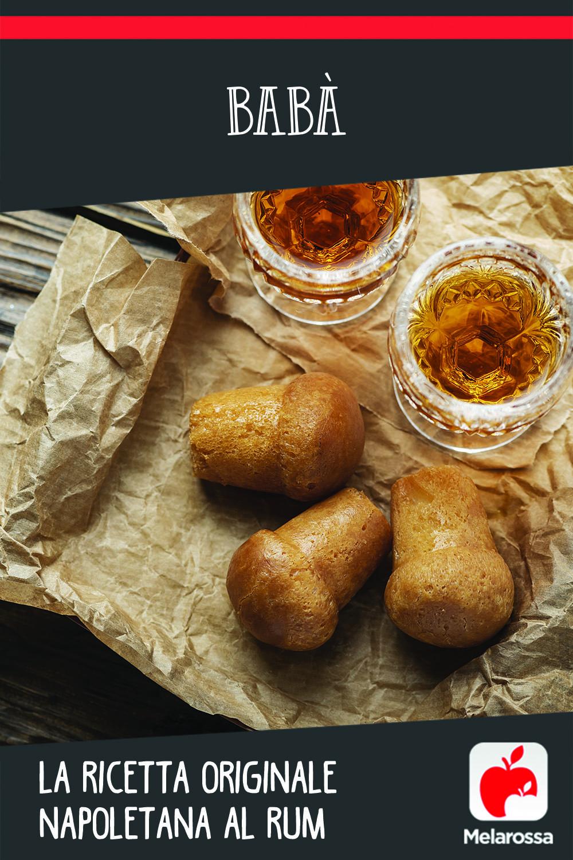 babà: ricetta originale napoletana