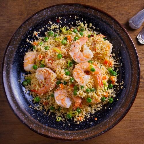 cous cous di pesce ricetta