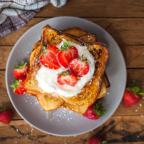 French toast: una colazione golosa