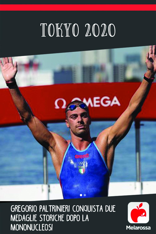 Tokyo 2020: Gregorio Paltrinieri conquista due medaglie storiche dopo la mononucleosi